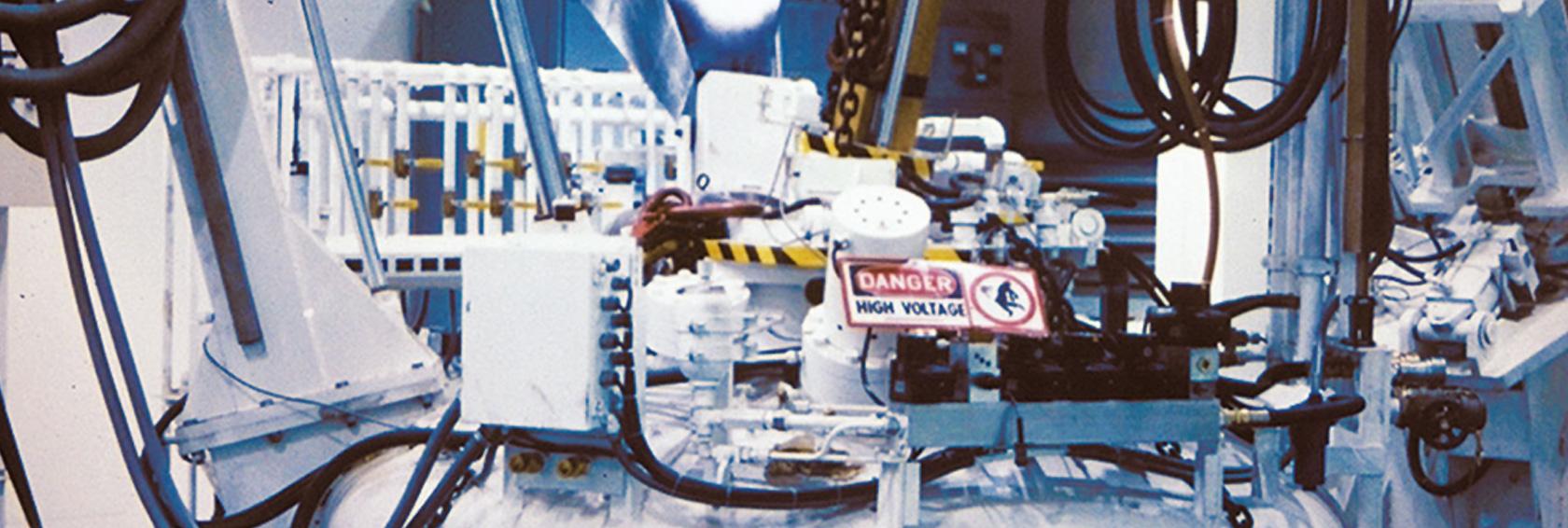 VFE Rotorode non-consumable melting furnaces