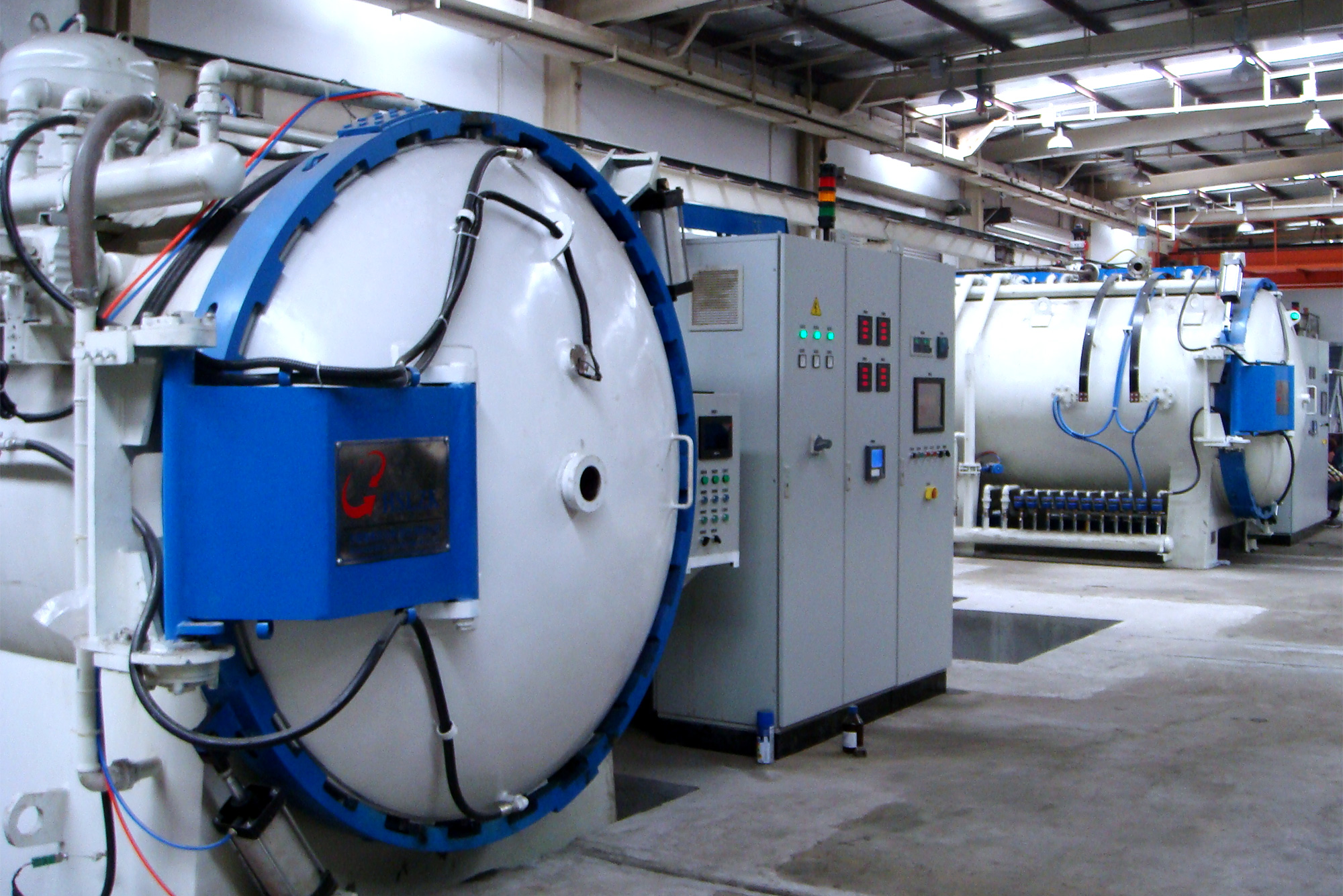 VFE vacuum furnaces