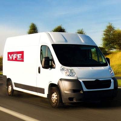 VFE emergency servicing