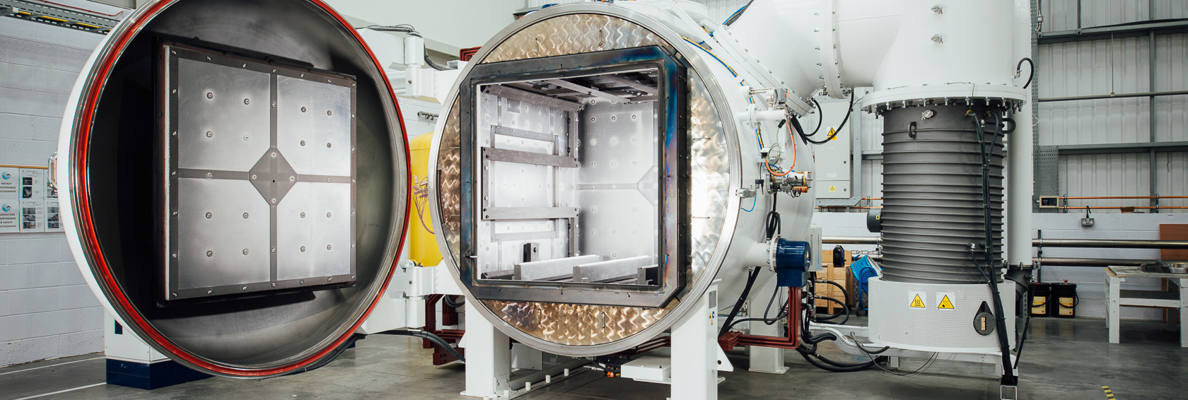 Furnaces Vfe Heat Treatment Industry Equipment Servicing
