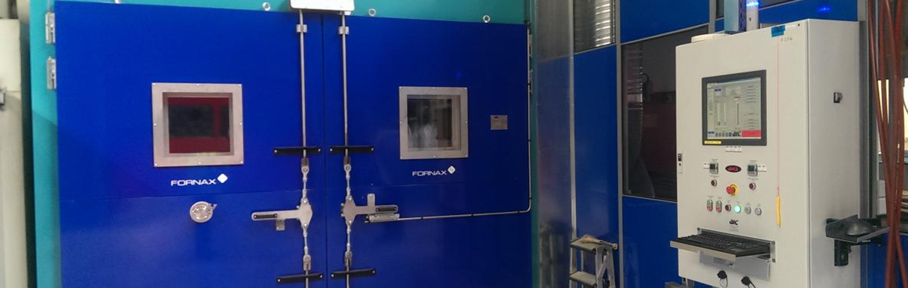 VFE Composite Curing oven