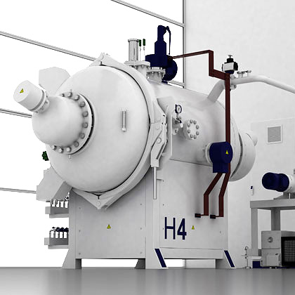 VFE TAV convection heating furnaces