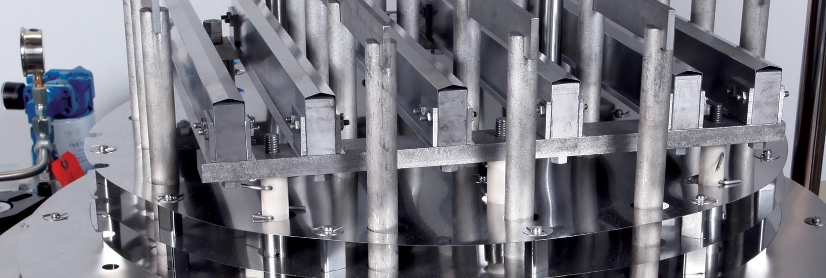 VFE high temperature vacuum furnaces