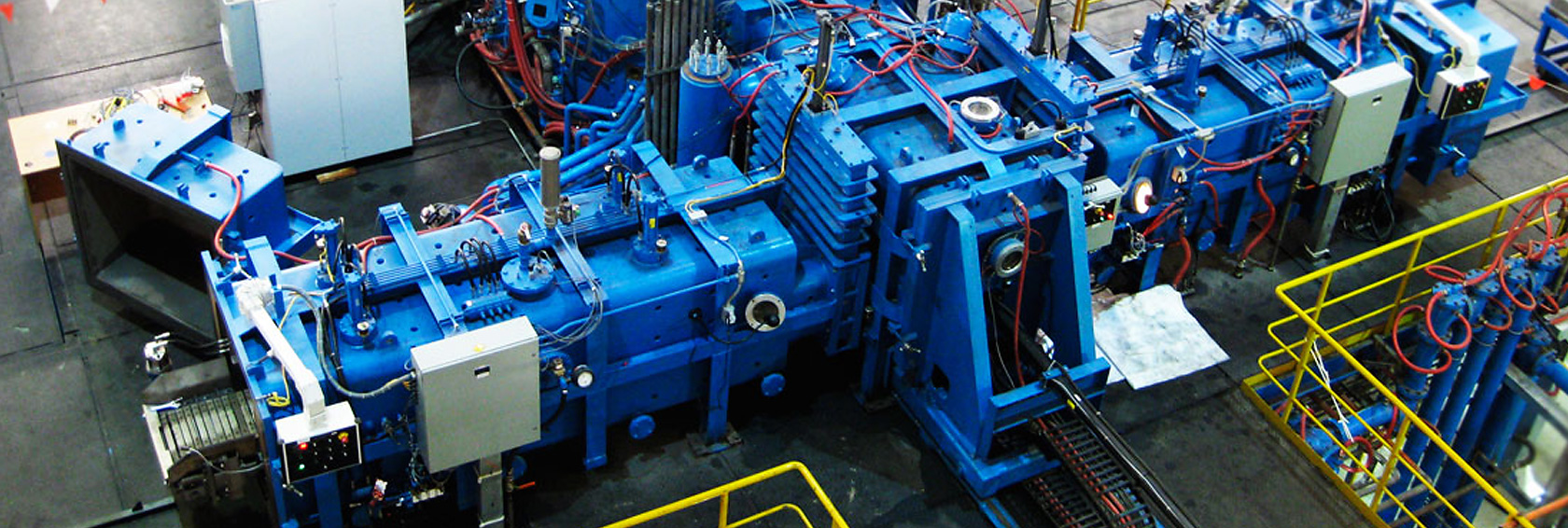 VFE plasma arc melting furnace