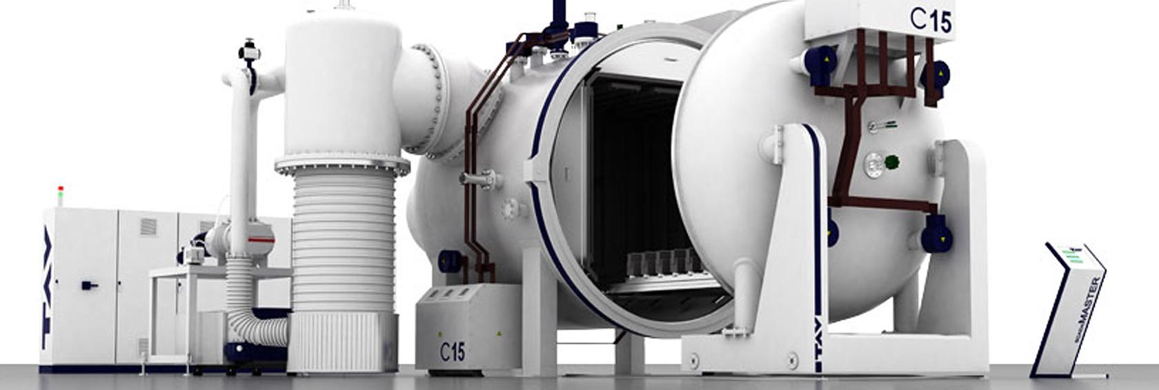 VFE vacuum furnaces