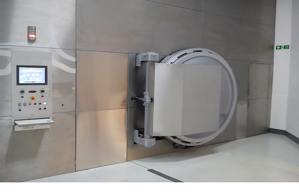 Autoclaves by VFE