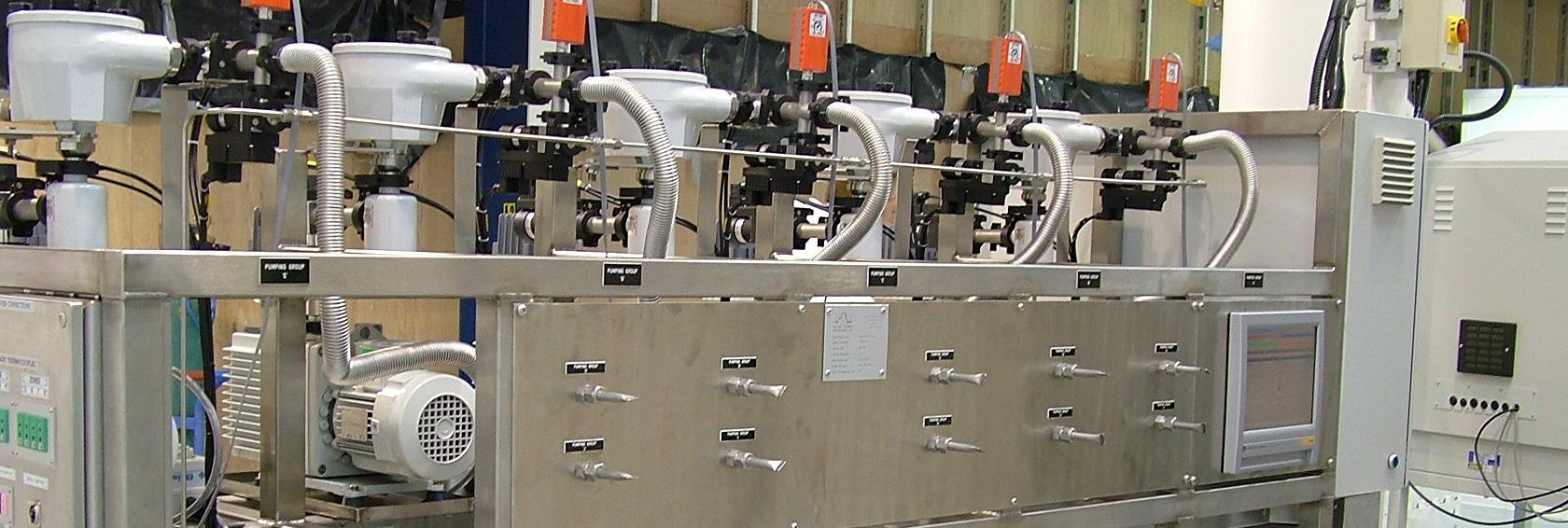 Bespoke vacuum furnace design