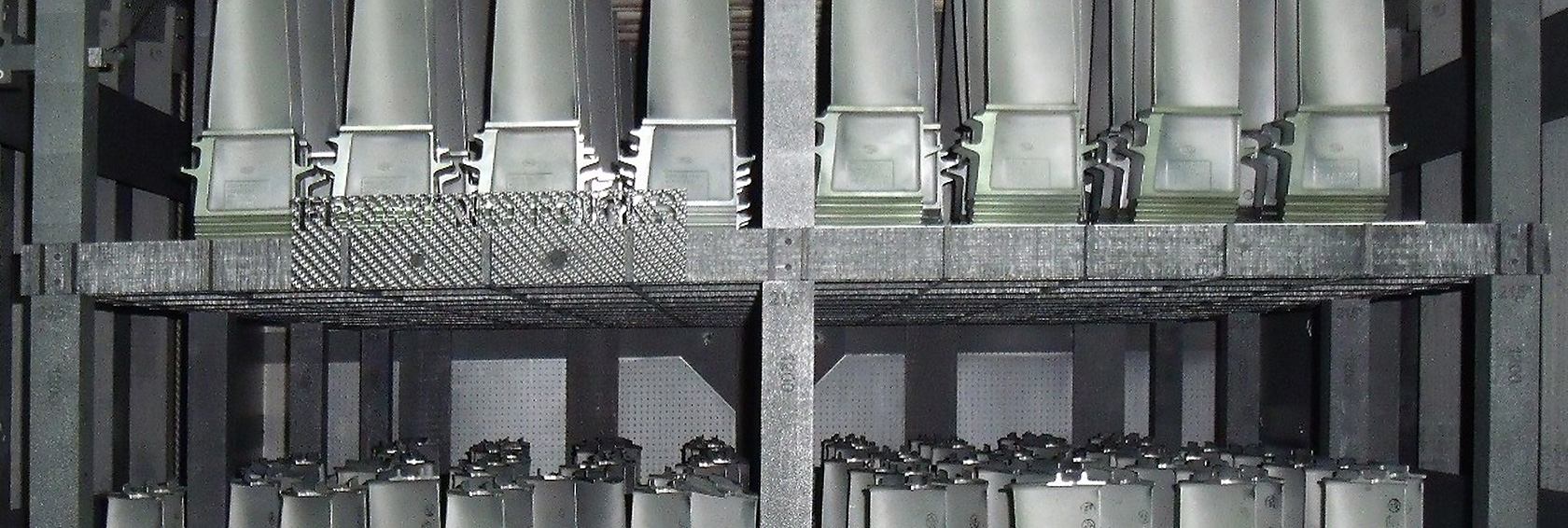VFE vacuum furnace fixtures